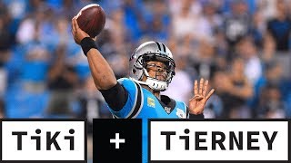 Here's Why Cam Newton Will Not Be A Panther In 2020 | Tiki + Tierney