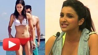Parineeti Chopra Reacts On Ranbir Katrina Leaked Pictures