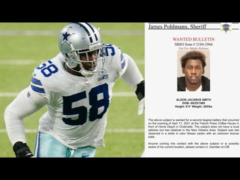 Seahawks DE Aldon Smith wanted for second-degree battery in ...