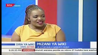 Mswada wa usawa wa jinsia (sehemu ya kwanza)  Mizani ya Wiki