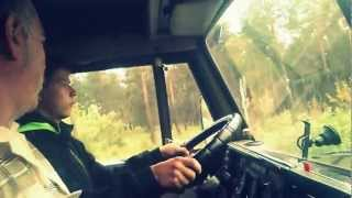 Вождение. КАМАЗ(04.08.2012)