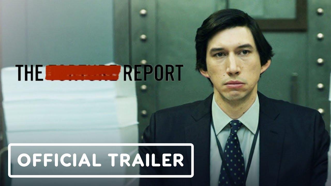 Der im test - Offizieller Trailer (2019) Adam Driver, Jon Hamm + video