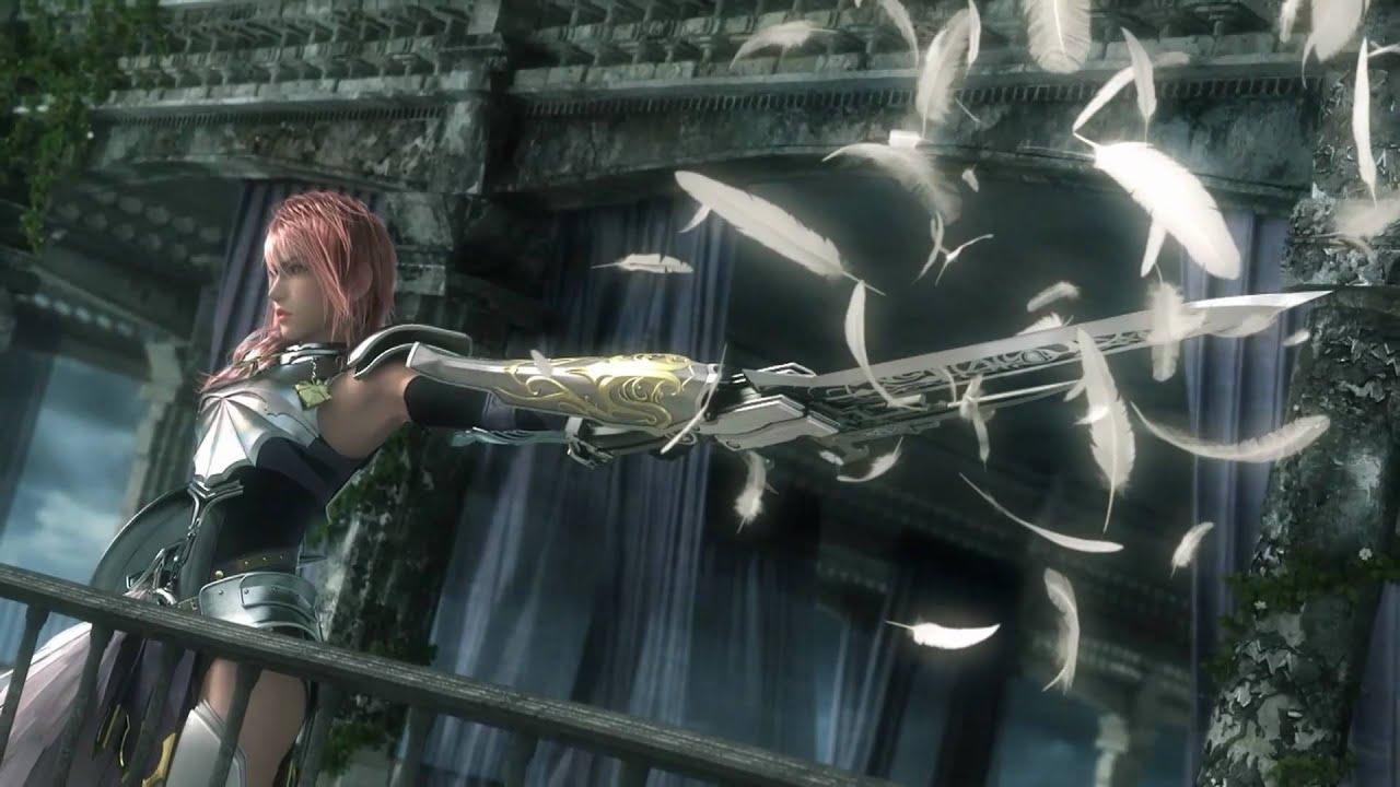 。HD 1080p 中文字幕版。《Final Fantasy XIII-2》Teaser Trailer ( English Subtitles ) - YouTube