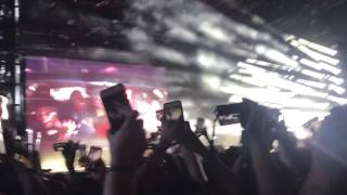 Kendrick Lamar - DNA (Live at the Rolling Loud Festival on 5/6/2017)