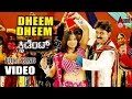 Accident | dheem Dheem| Ramesh Aravind,rekha | Sonu Nigam Kannada Song | Ricky Kej video