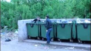 Павлик наркоман(самый клёвый  паркур в мире)