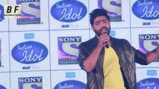 Bahubali 2 Song Live Revanath Singer Indian Idol Season 9