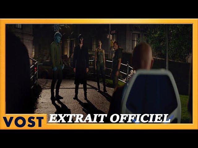 X-Men : Dark Phoenix | Extrait [Officiel] Rencontre à New-York VOST | 2019