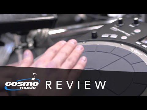 Roland HandSonic HPD-20 Demo