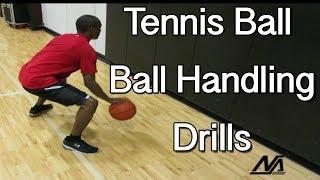 10 Advanced Tennis Ball: Ball Handling Drills