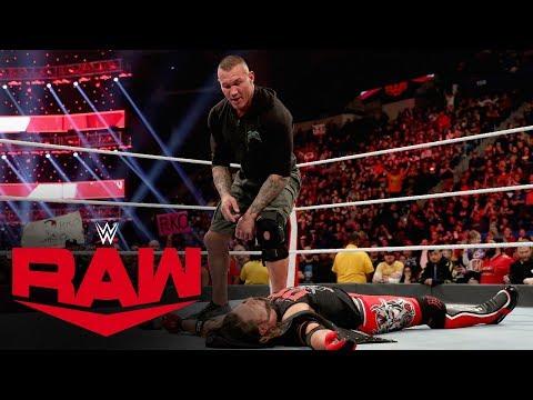 The Crafty Randy Orton Completely Plays AJ Styles: Raw, Dec. 30, 2019