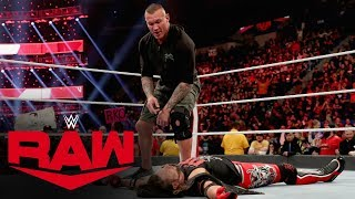 The crafty Randy Orton completely plays AJ Styles: Raw, Dec. 30, 2019