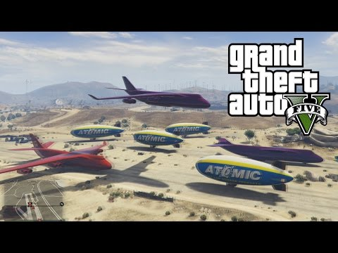 GTA 5: Amazing MODDED Job! Modded Cargo...