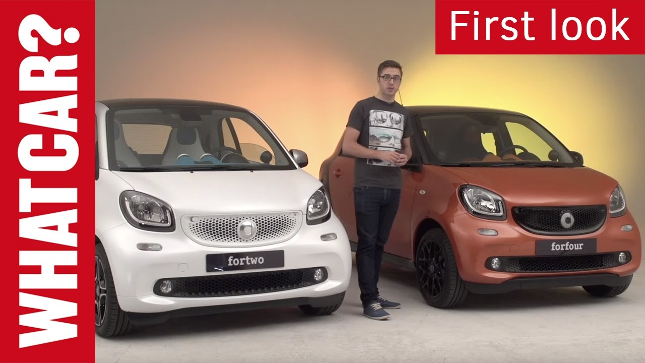 Smart Fortwo And Forfour Five Key Facts What Car