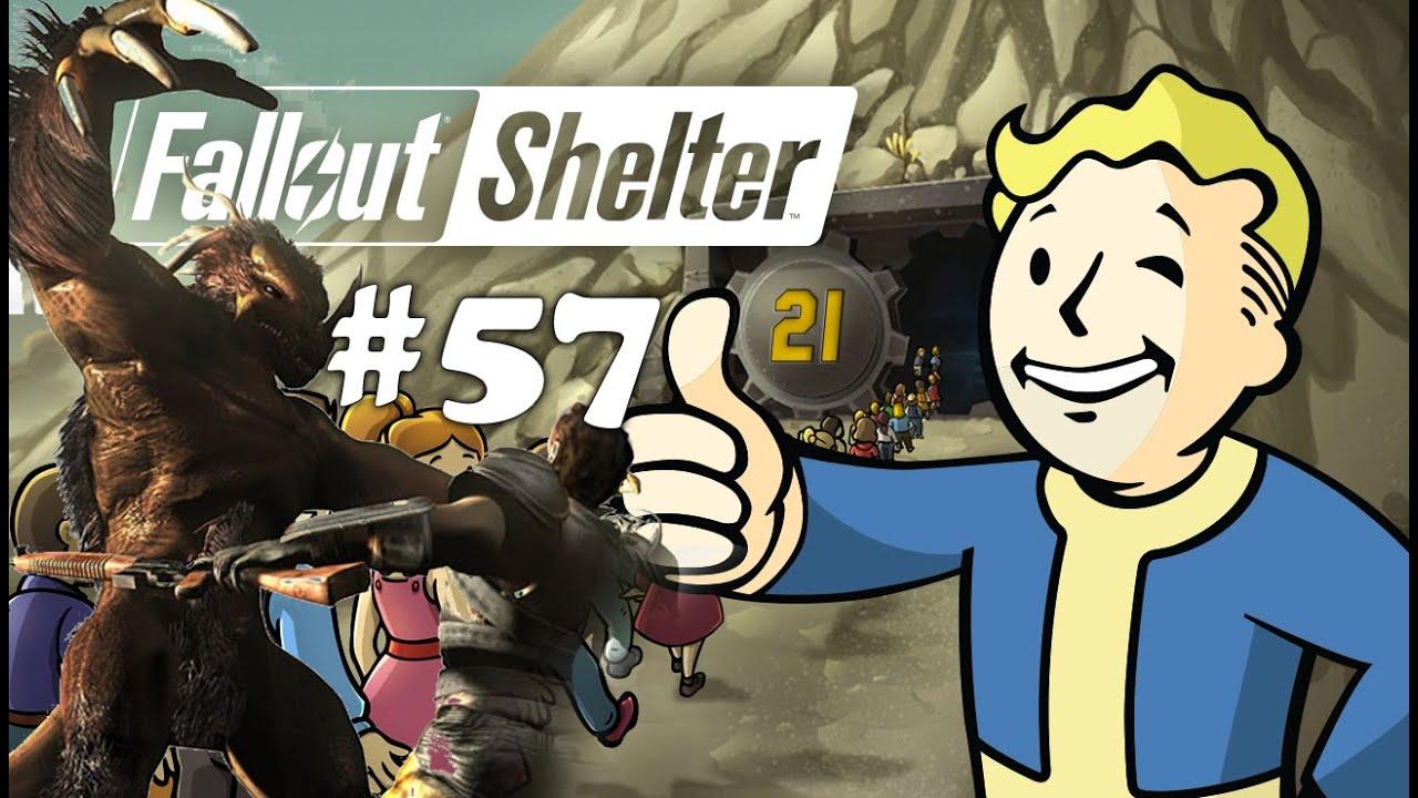 fallout shelter 57 es brennt nicht richtig let 39 s build unsere fallout 4 vault youtube. Black Bedroom Furniture Sets. Home Design Ideas