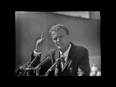 Billy Graham: Almost Persuaded