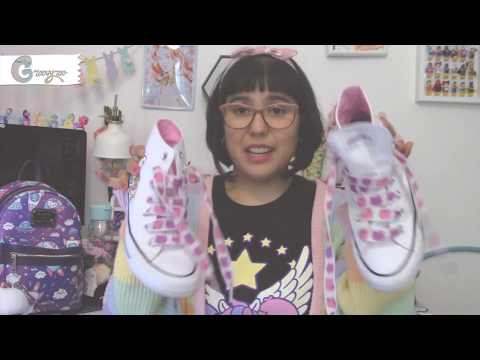 HUGE HELLO KITTY HAUL  SUMMER 2019 (Claire's, Calzedonia, Converse, Loungefly, Primark, Tezenis)