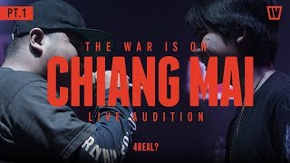 "TWIO4 : STAGE#3 CHIANG MAI PT.1 ""BATTLE"" (LIVE AUDITION) 