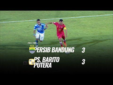 [Pekan 34] Cuplikan Pertandingan Persib Bandung vs PS. Barito Putera, 8 Desember 2018