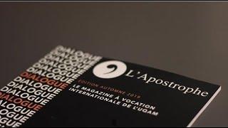 Groupe étudiant: Magazine L'Apostrophe