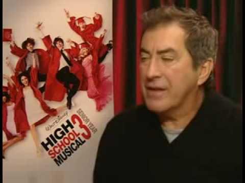 HSM3 Telegraph Interview W/Kenny Ortega, Zac, And Vanessa!!!