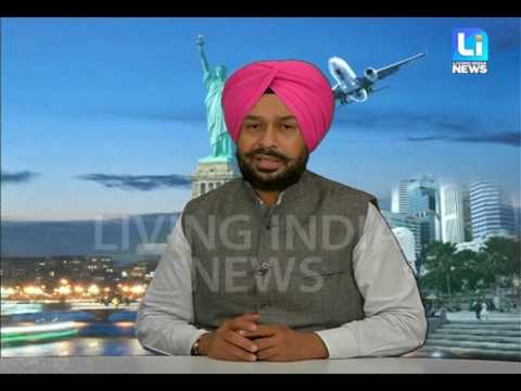 Visa Live Show with Navneet Singh (GO Global const.) Immigration Expert on Living India News