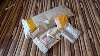 Посылки из Китая. Распаковка №56. Странная подборка
