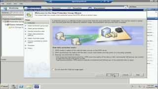 Exchange 2007 Dial-tone recovery with DPM 2010 .mp4