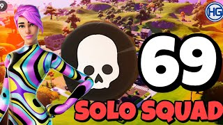 69 KILLS PÅ 3 GAMES! *SOLO SQUAD*