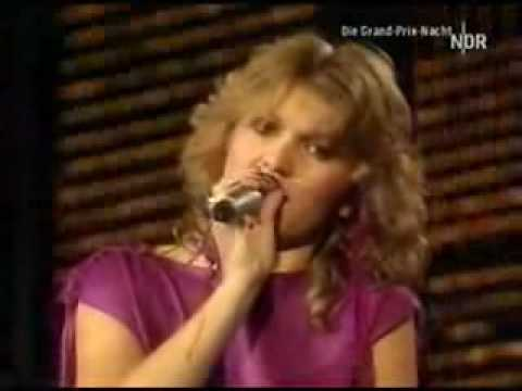 Eurovision Denmark 1983 Gry Kloden Drejer