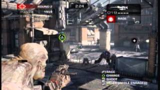 MooMooMiLK Plays Gears of War Judgment Demo :D