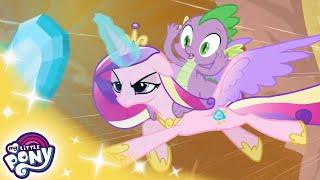 My Little Pony: Дружба — это чудо 🦄 Кристальная империя | Серия 1-2 | MLP FIM по-русски