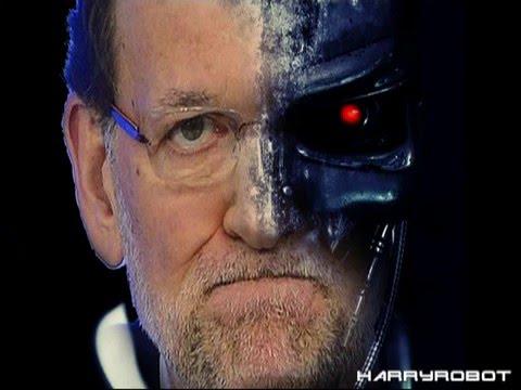 Resultat d'imatges de Terminator Rajoy