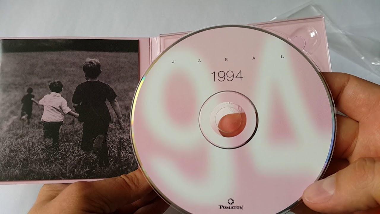 """Unboxing: JAMAL """"1994"""""""