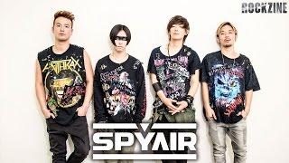 ROCKZINE VOL.13樂團推薦第2彈:SPYAIR