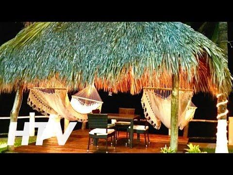 Vista Las Olas Surf Resort en El Cuco, El Salvador
