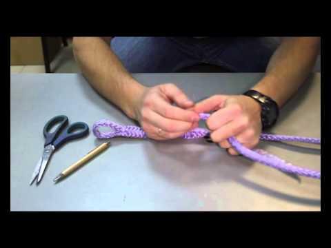 Фильм 5: Плетение петли каната Plasma Rope, США