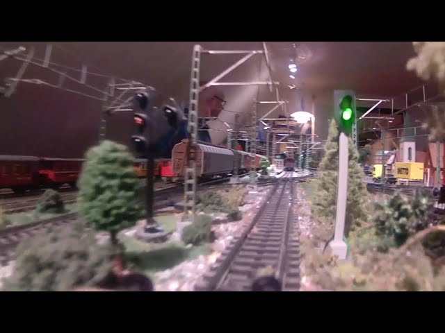 Prebens modeljernbane i Farum