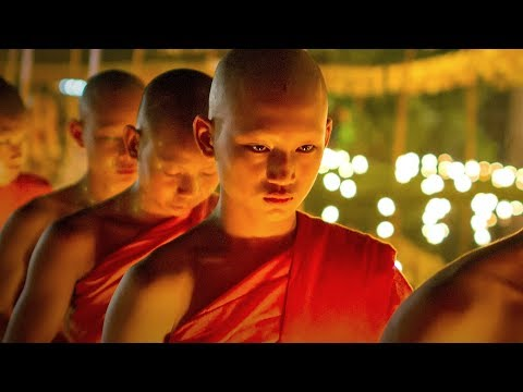 OM Mani Padme Hum Chant  || 3 hours