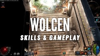Wolcen Lords Of Mayhem (Umbra) Gameplay & Skills Early Access