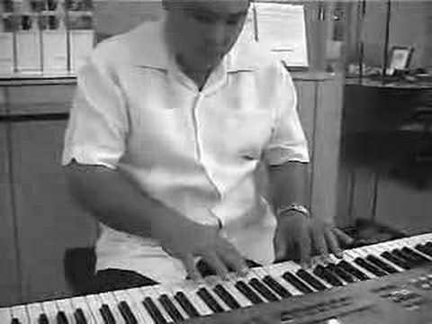 Latin Piano Solo 27