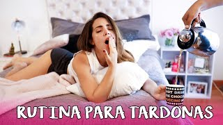 10 TRUCOS QUE DEBES SABER SI ERES TARDONA   What The Chic