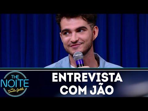 Entrevista com Jão | The Noite (18/05/18)