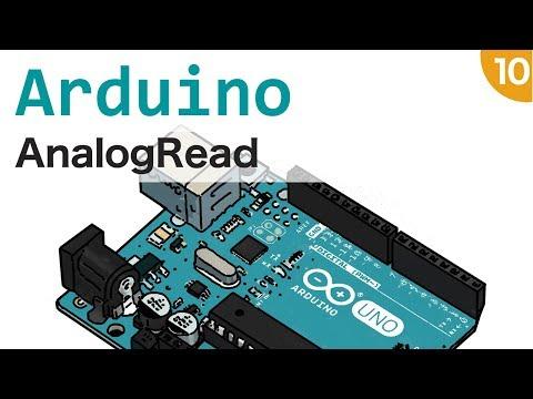 Arduino Tutorial Italiano: Come Leggere Un Sensore Analogico Con AnalogRead #10
