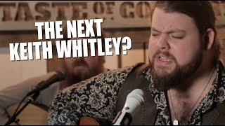 Keith Whitley's 'Don't Close Your Eyes' - Dillon Carmichael's Cover