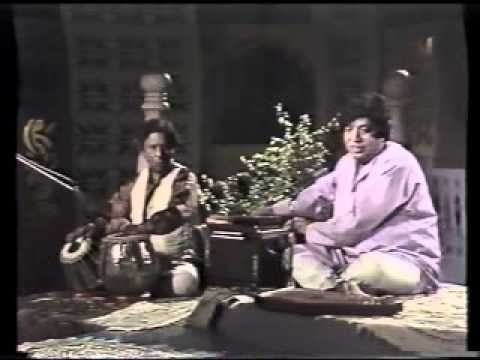 Heart-touching THUMRI-kayse lage jiyara, raag: Desh by Fateh Ali Khan