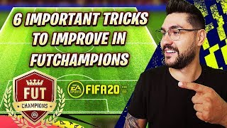 FIFA 20 TOP TRICKS YOU NEED TO KNOW TO WIN MORE GAMES in THE WEEKEND LEAGUE  - FIFA 20 TUTORIAL
