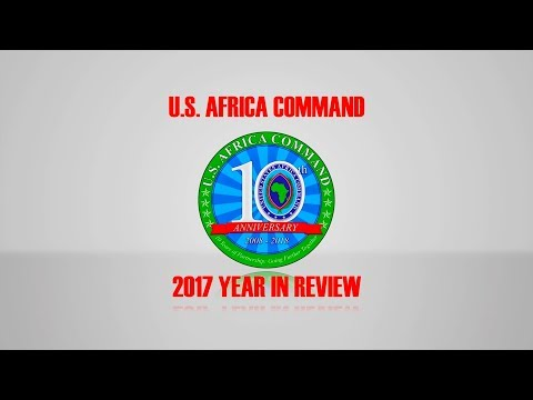 AFRICOM Year In Review 2017