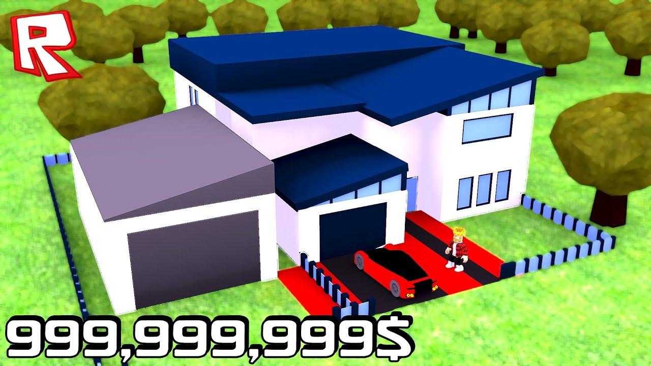 построил дом мечты за 999999999 Roblox Tycoon - #U0441#U0430#U043c#U044b#U0439 #U0434#U043e#U0440#U043e#U0433#U043e#U0439 burger king #U0432 #U043c#U0438#U0440#U0435 #U0437#U0430 9999999 roblox tycoon