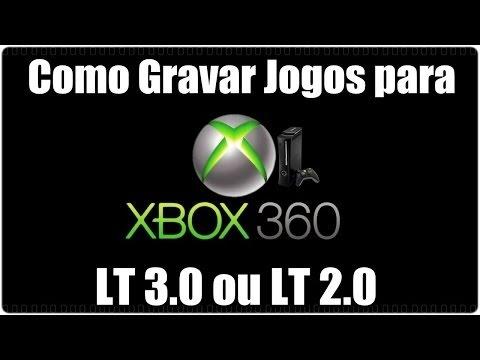 COMO GRAVAR JOGOS DE XBOX 360 LT 3.0 OU 2.0 SEM ERROS ATUALIZADO (02/05/2017)